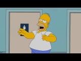 Песня Гомера Симпсона из 1 серии 23 сезона - Симпсоны Трейлеры,Приколы,Промо Ролики (Озвучка VO)