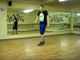 Мельбурн шаффл: часть I (обучающее видео) [video-dance.ru]2